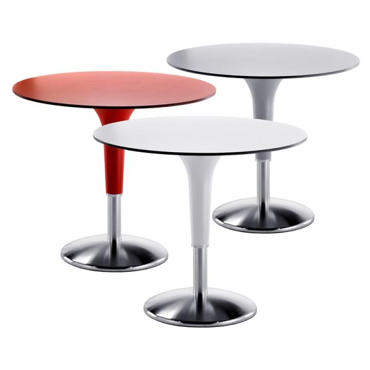 Zanziplano - Tavolo rotondo diametro 90 cm